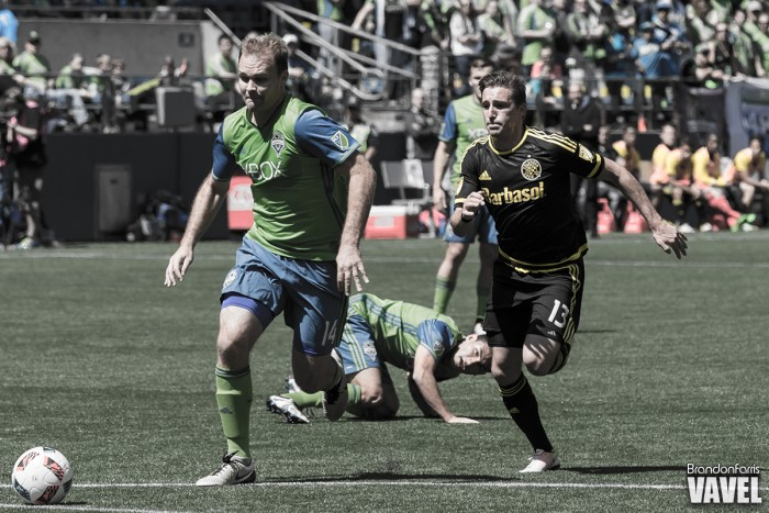 Seattle Sounders - Columbus Crew Photogallery