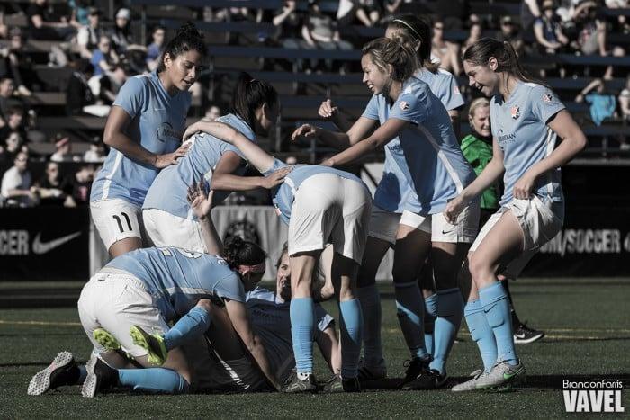 Sky Blue FC defeat Seattle Reign 2-1, End Seattle's 24-game unbeaten home streak