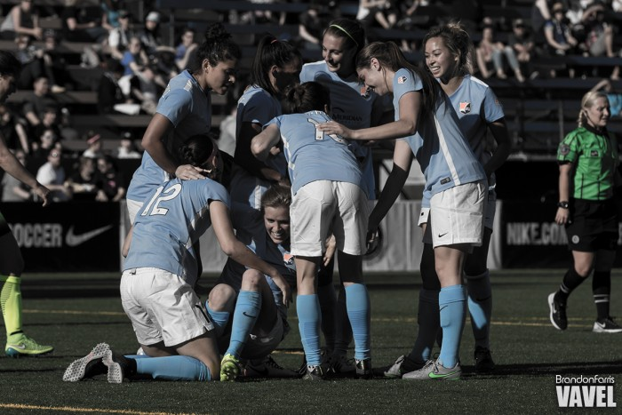 Seattle Reign - Sky Blue FC Photogallery