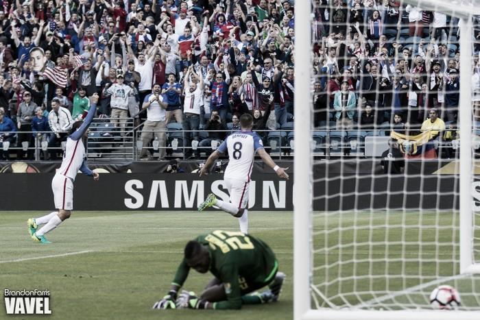 Copa America Centenario: United States hangs on, defeats Ecuador