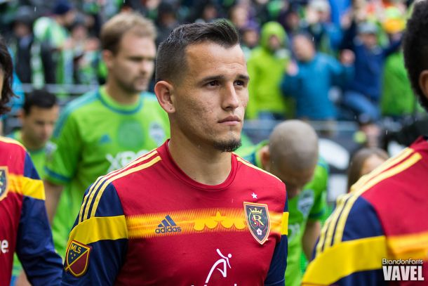 VAVEL USA Exclusive With Real Salt Lake Midfielder Luis Gil
