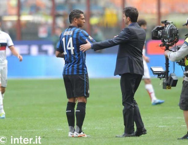 El Inter de Freddy Guarín podría tener nueva administración