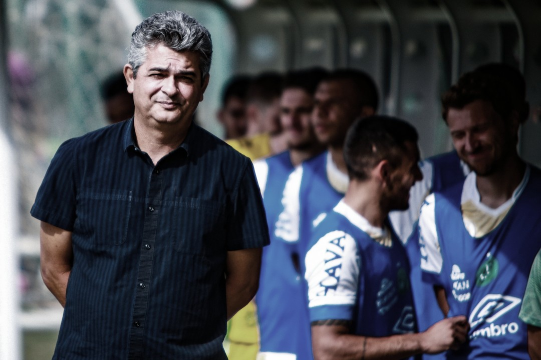 Ney Franco alega que VAR foi detalhe principal na derrota da Chape para o Atlético-MG