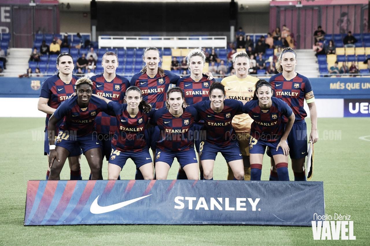 Calendario confirmado para los cuartos de final de la UEFA Women's Champions League