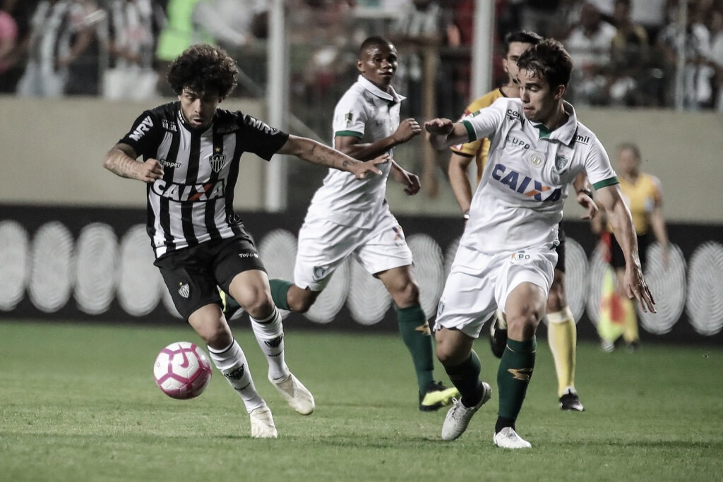 Clássico entre Atlético-MG e América vale a liderança do Campeonato Mineiro
