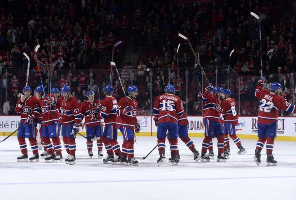 Montreal Canadiens Lead NHL Top 16 Power Rankings