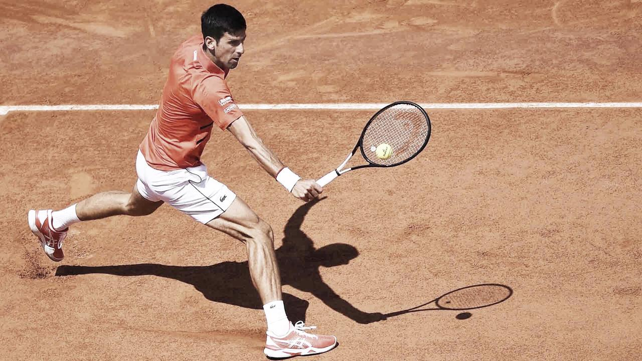 Com grande atuação, Djokovic bate Zverev e está na semifinal de Roland Garros