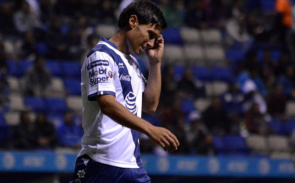 Matías Alustiza le dice adiós al Puebla