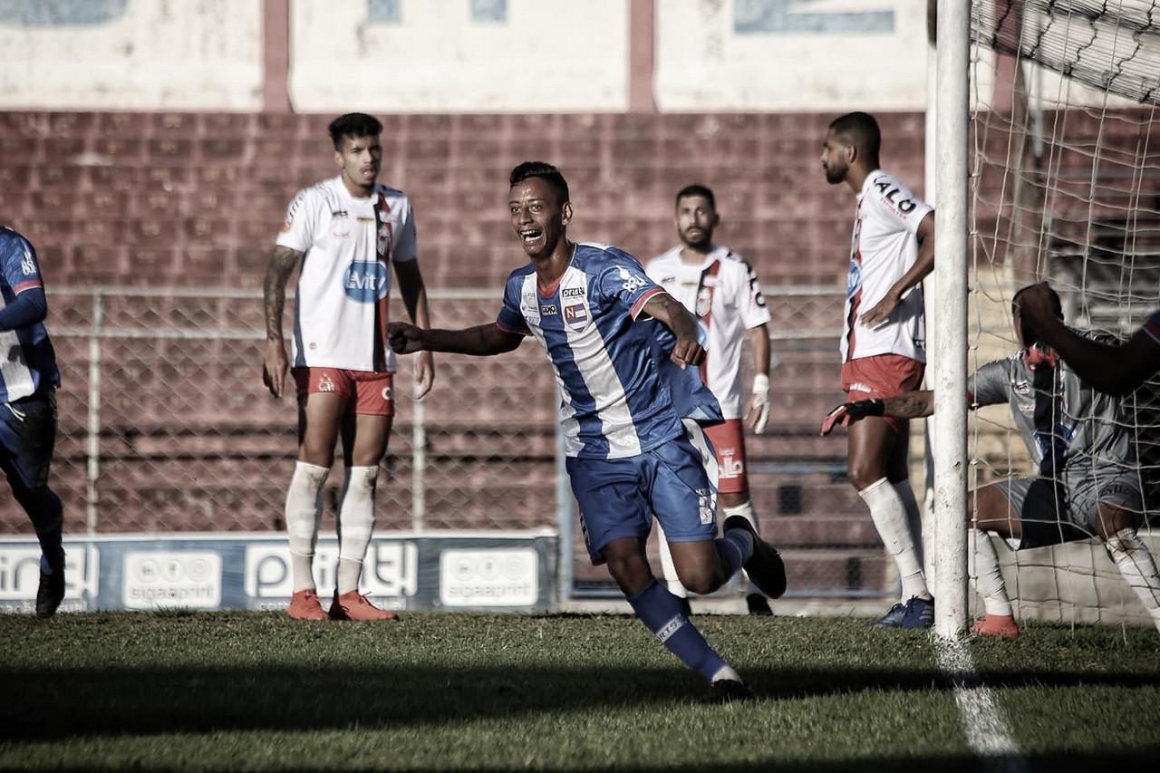 Mendes marca, Nacional vence e se classifica no Paulista da Série A3