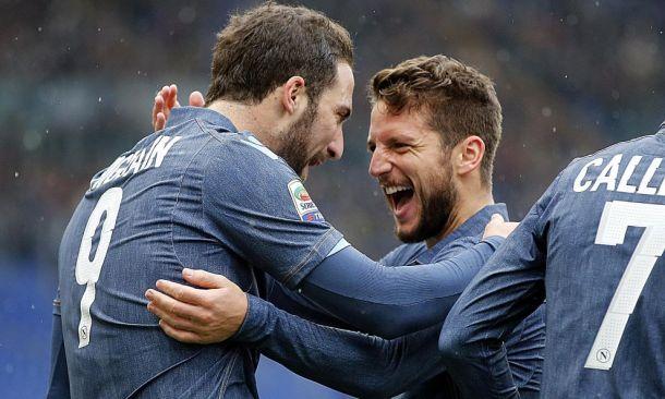 Lazio 0-1 Napoli: Higuain puts Napoli third in Serie A