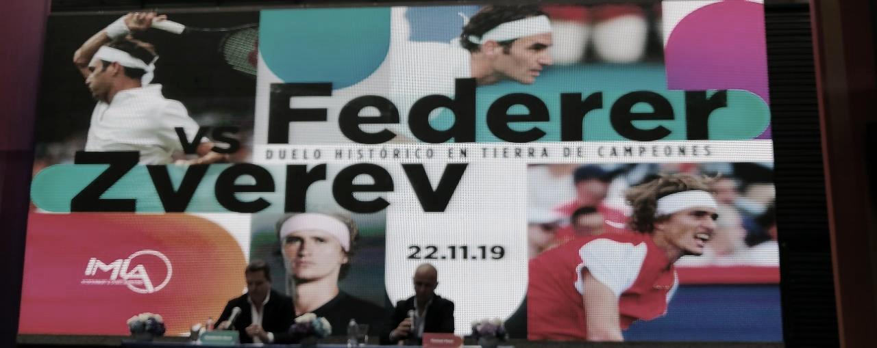 Roger Federer regresa a Colombia al duelo histórico en tierra de campeones