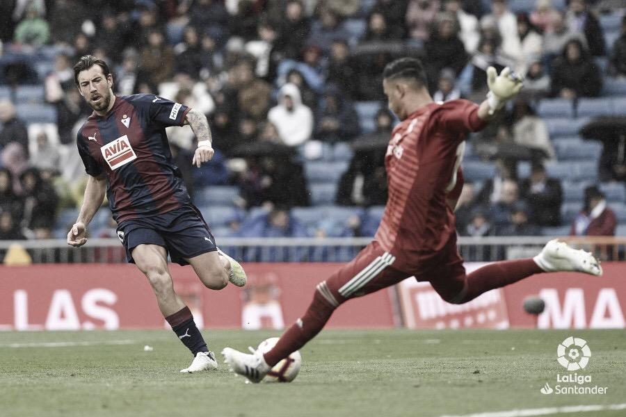 Keylor Navas hace historia con el Real Madrid en Liga