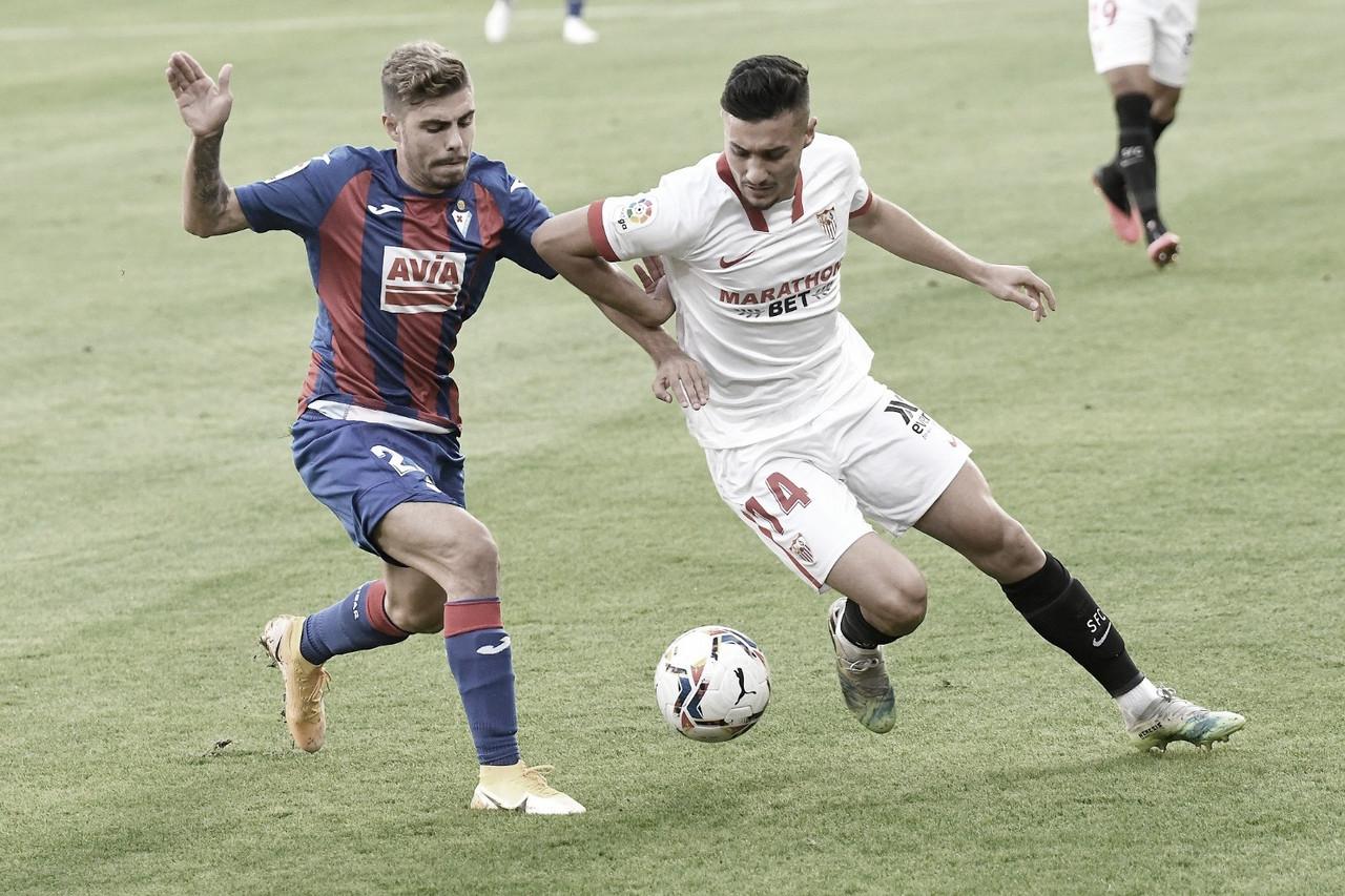Previa Eibar - Sevilla FC: buscando la victoria en tierras vascas