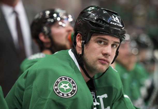 Benn There, Done That: Dallas' Forward On Rise To NHL's Elite