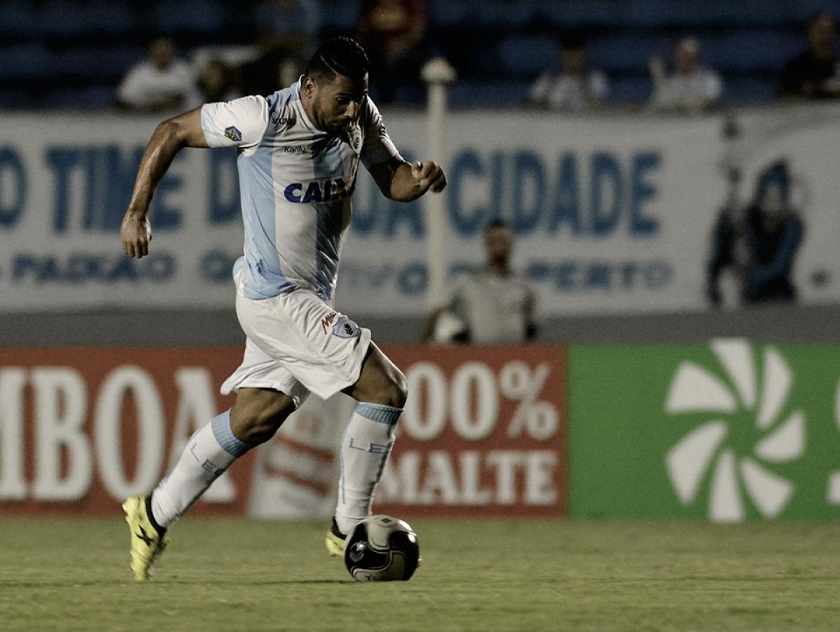 Empresário não descarta saída do atacante Carlos Henrique, do Londrina, para o Sport