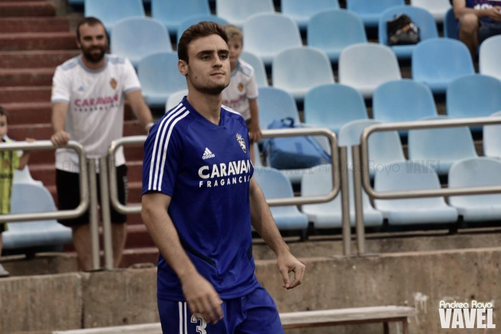 """Daniel Lasure: """"El Extremadura es un rival diferente al resto y nos debemos adaptar"""""""