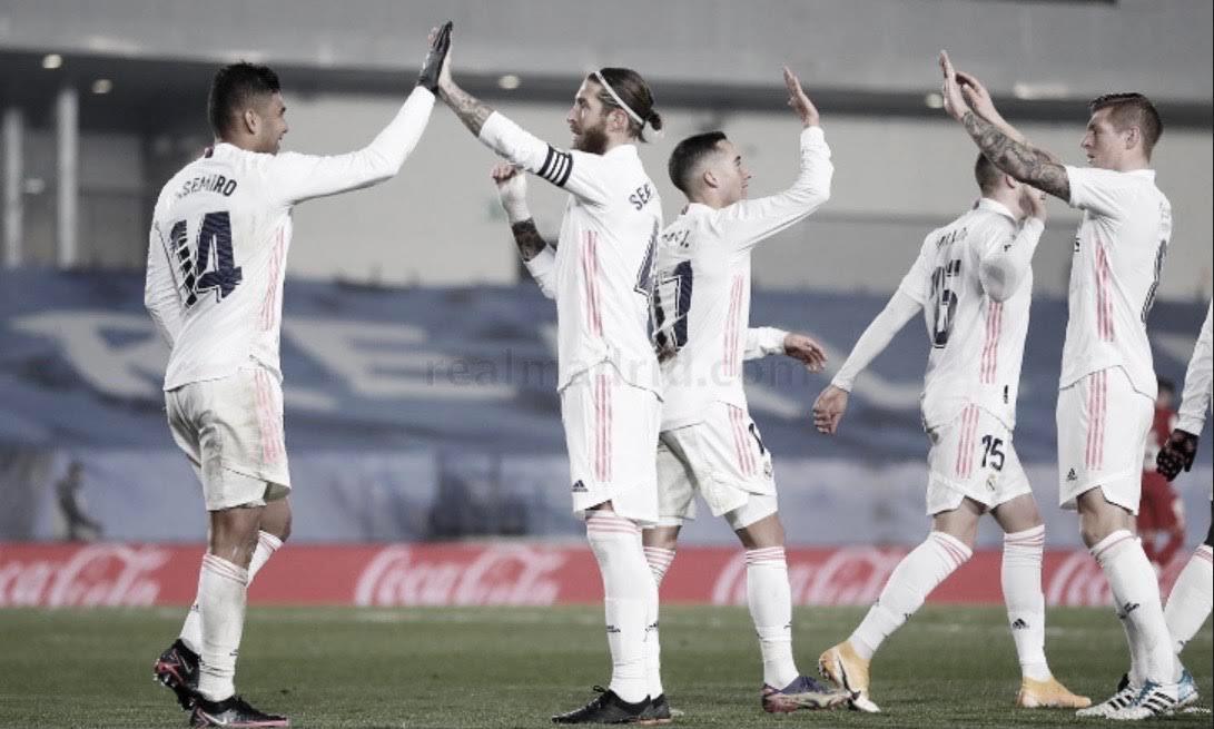 El resurgir del Real Madrid