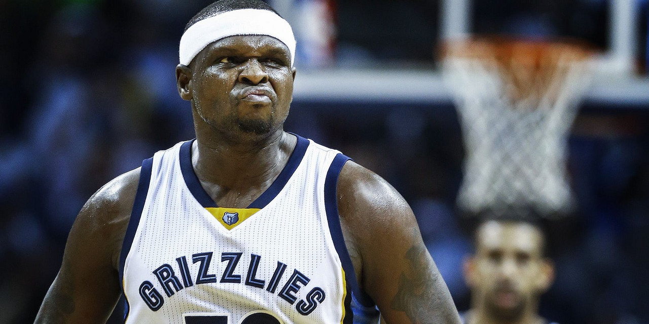 Zach Randolph calls it a career