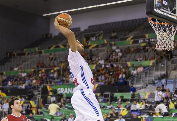 FIBA World Cup: France Blows Out Egypt 94-55