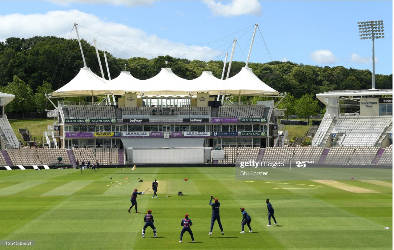 ECB announces updated international fixture list