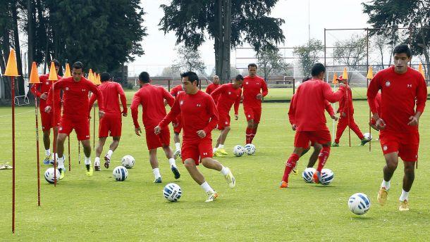 Toluca cerró su preparación de cara al duelo ante Tigres