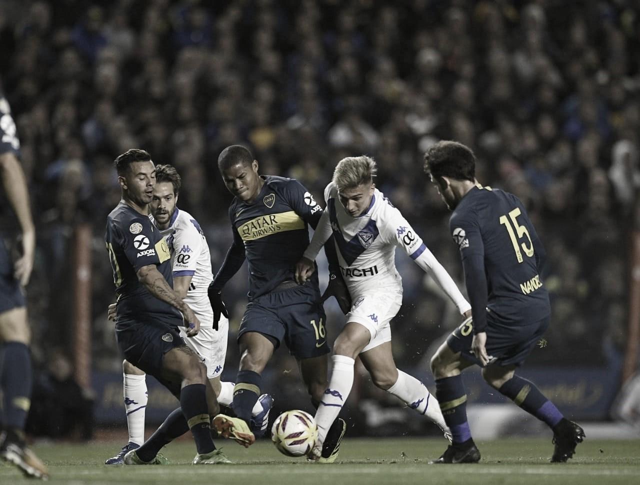 Con Zárate dentro del once, Boca visitará a Vélez