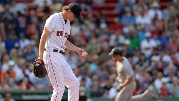 Em baile dos ataques, Yankees vencem Red Sox por 13 a 8