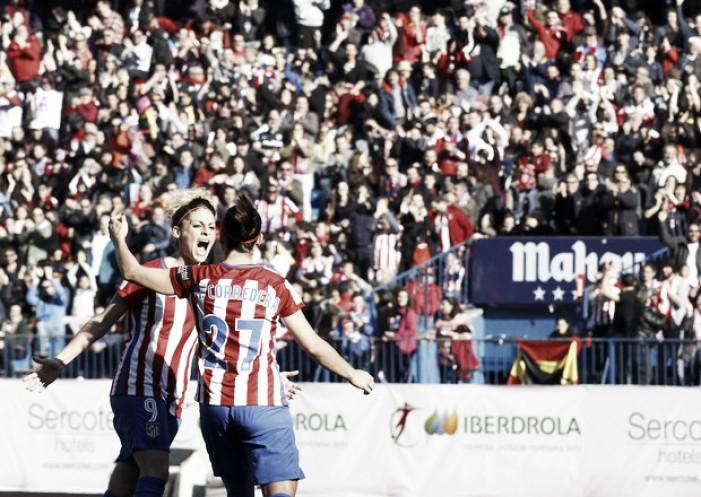 Times femininos de Atlético de Madrid e Valencia irão jogar em seus estádios oficiais