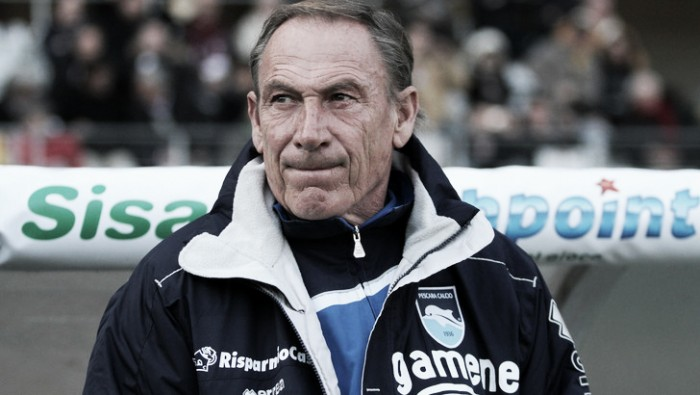 """Pescara, Zeman non perde la speranza: """"Salvezza, proviamoci ancora"""""""