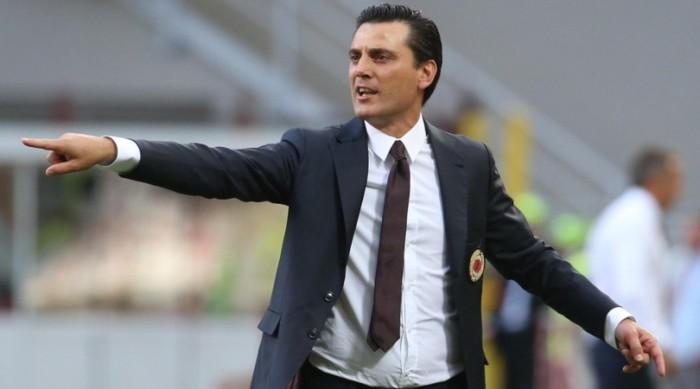 """Milan, le parole di Montella: """"Dimenticare la Lazio, testa all'Austria Vienna"""""""