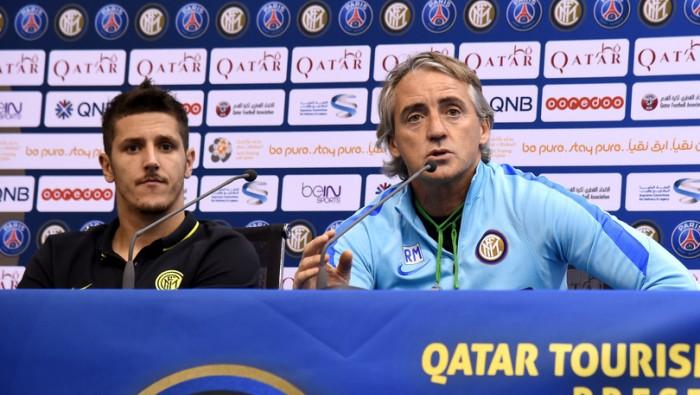 """Inter, Mancini: """"Buon test, dobbiamo ritrovare la giusta condizione"""""""