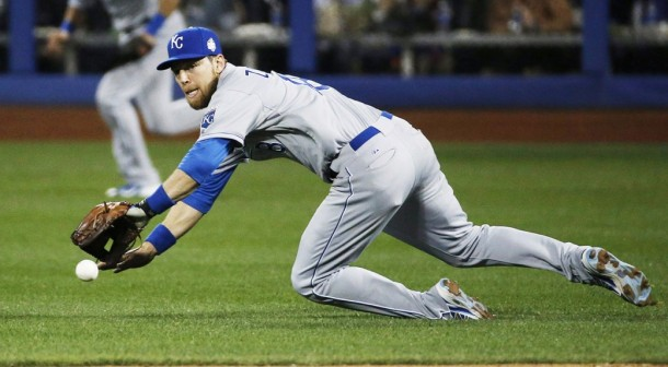 Ben Zobrist Signs Four-Year Deal With Chicago Cubs