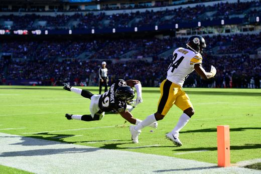 Pittsburgh Steelers get the win against the Baltimore Ravens