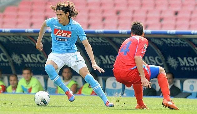 El Nápoles se deja sus primeros puntos