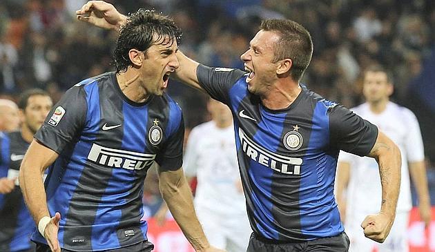 A la sexta el Inter ganó en casa