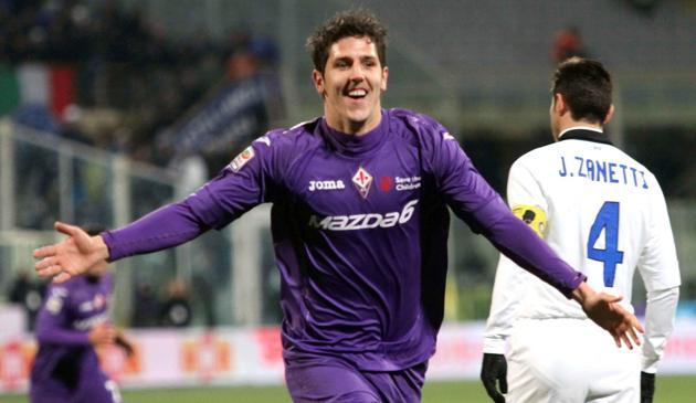 Jovetic e Ljajic brilham, Fiorentina goleia Inter e volta a brigar pelas competições europeias