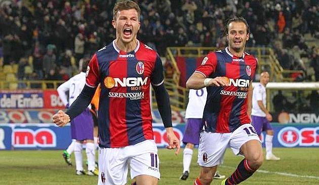 Fechando a rodada, Bologna vira pra cima da Fiorentina