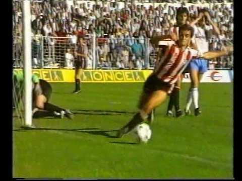El Real Zaragoza sufre casi siempre en San Mamés
