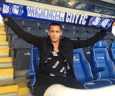 Ravel Morrison jugará cedido en el Birmingham