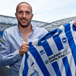 Bruno Saltor se marcha al Brighton