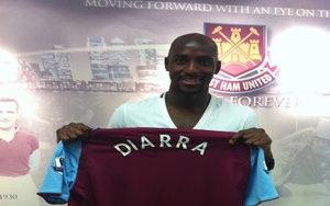 El West Ham ficha a Alou Diarra