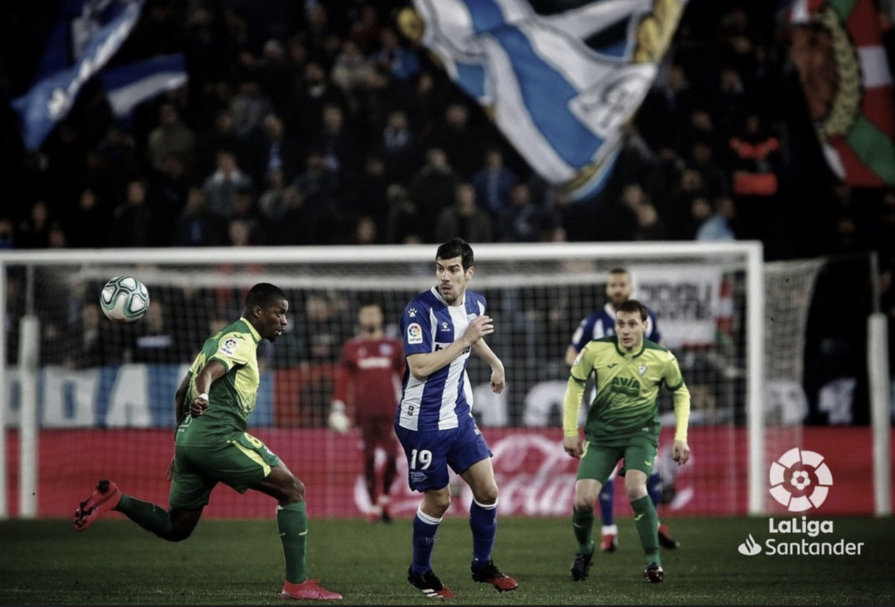 Manu García, emblema del Deportivo Alavés