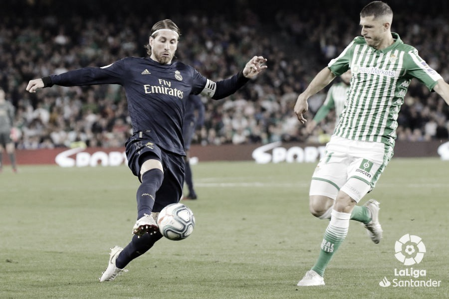 Betis - Real Madrid: el balance cae a favor de los verdiblancos