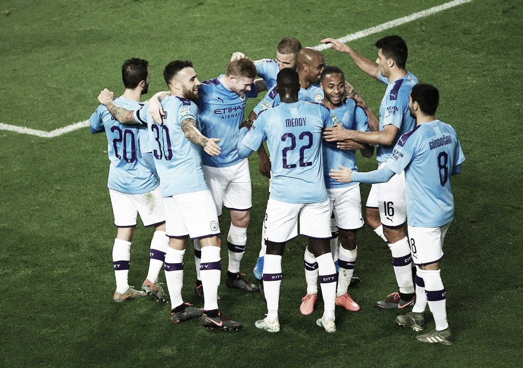 City vence United com autoridade e se aproxima da final na Carabao Cup