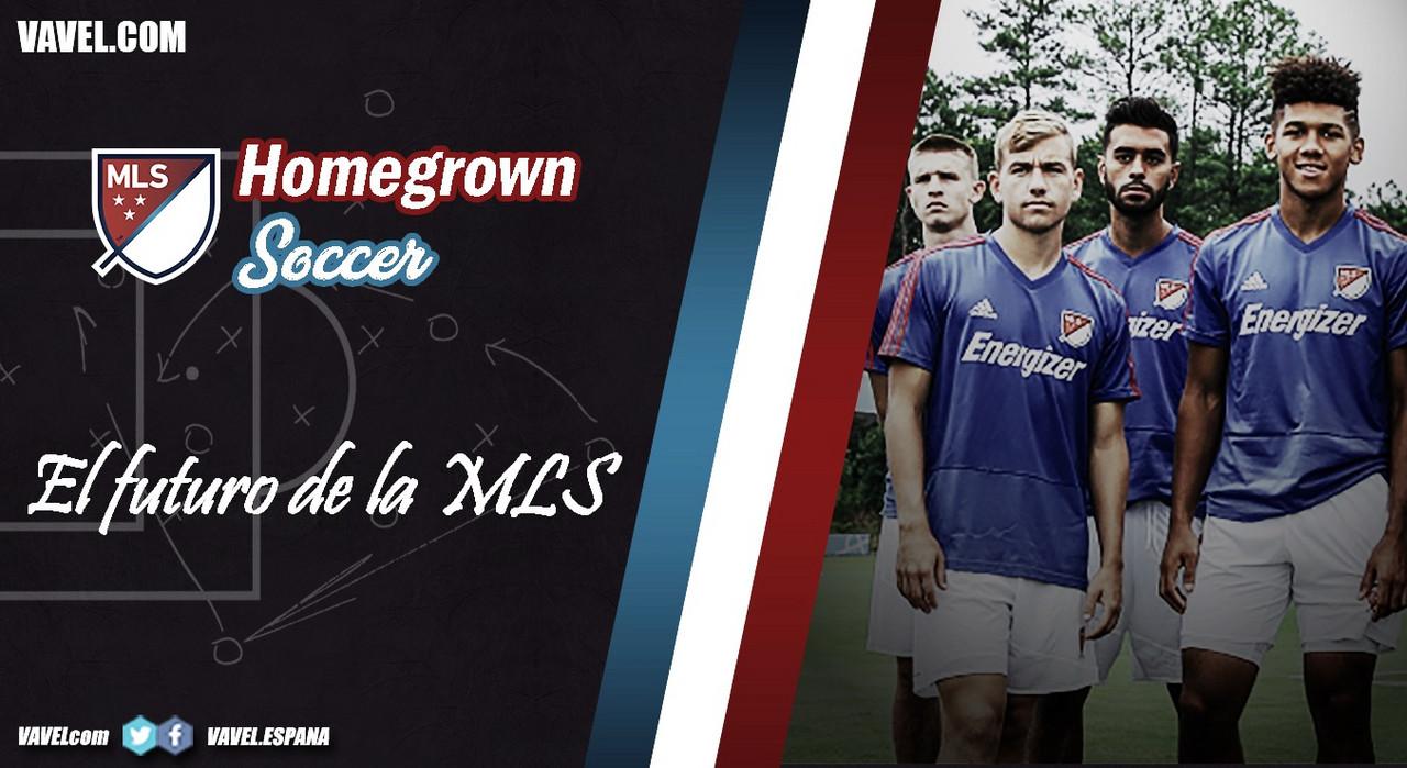 Homegrown Soccer: el futuro de la MLS