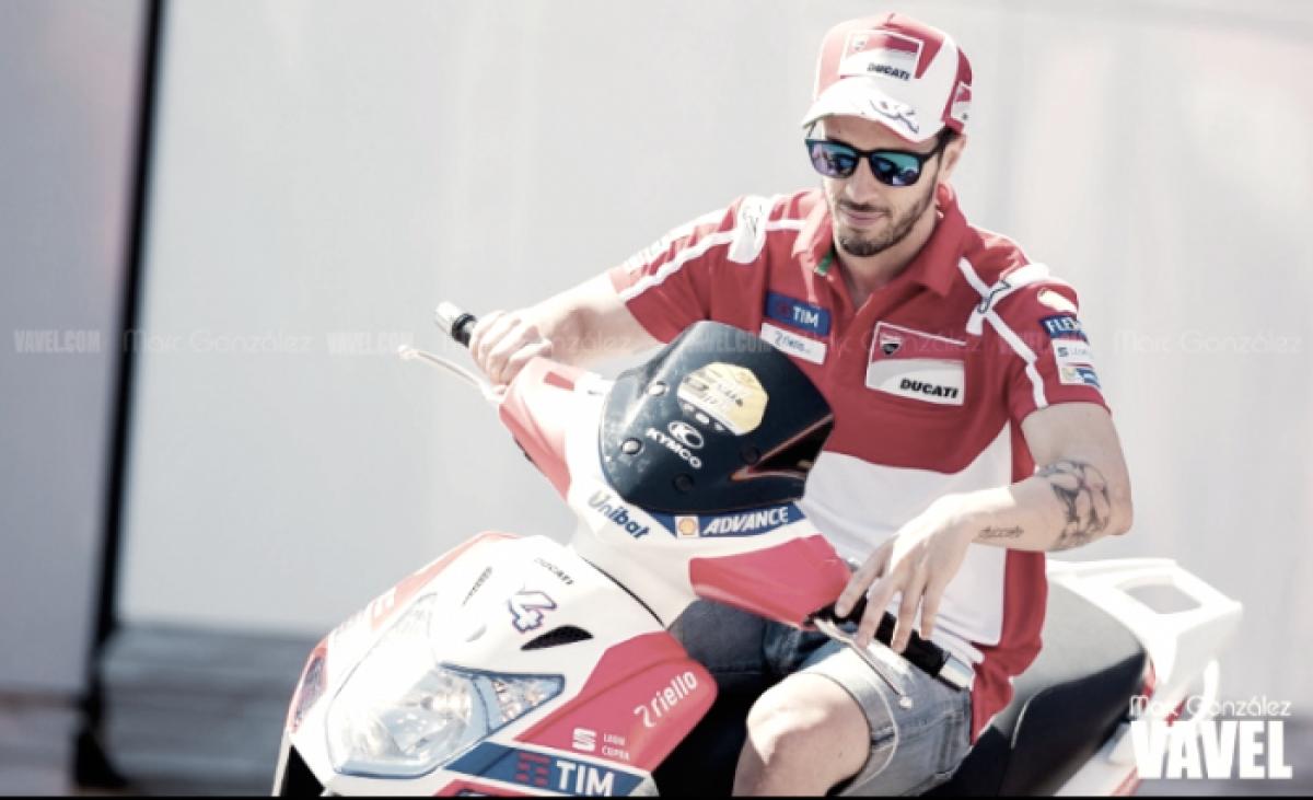 """MotoGP - Dovizioso: """"Non siamo ancora veloci per il podio"""""""