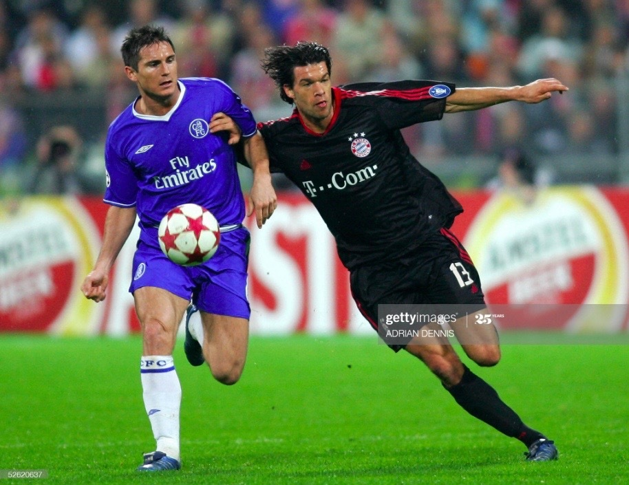 Five players that have played for both Chelsea and Bayern Munich
