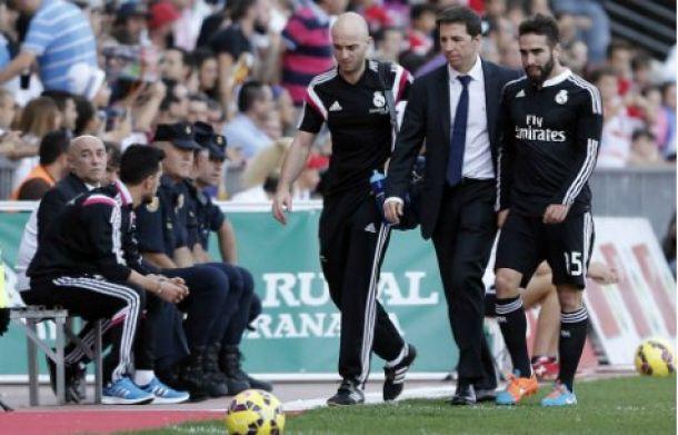 ريال مدريد مهدد بفقدان داني كارفاخال ضد ليفربول