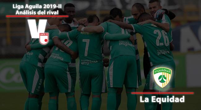 Independiente Santa Fe, análisis del rival: Equidad Seguros