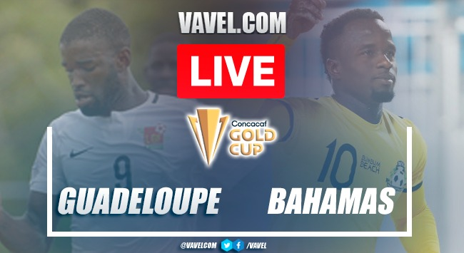 Goals and highlights: Guadeloupe 2-0 Bahamas in CONCACAF Gold Cup 2021 Qualifying